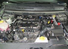 Dodge journey 2.4 с гбо