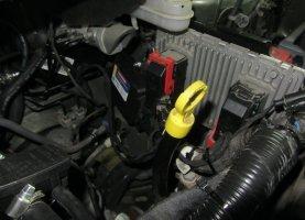 Dodge journey 2.4 на газе