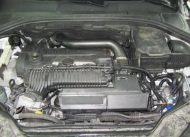 газ на Volvo XC60 2.5T