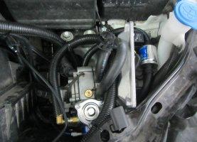 Volvo XC60 2.5T на газу