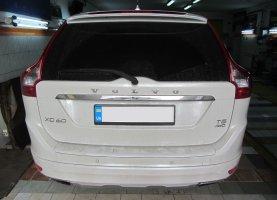 Volvo XC60 2.5T на газе