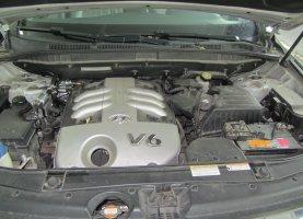 газ на Hyundai Veracruz
