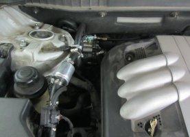 Hyundai Veracruz на газу