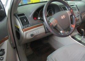 Hyundai Veracruz на газе