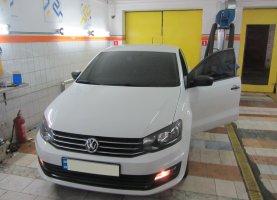 гбо на Volkswagen POLO