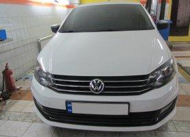 Volkswagen POLO с гбо