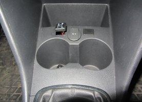 Volkswagen POLO на газу