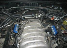 Land Cruiser 100 4.7 на газу