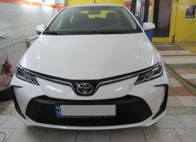 гбо на Toyota Corolla