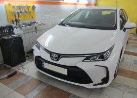 Toyota Corolla на газу