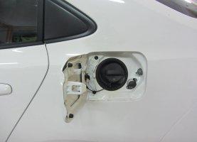 Toyota Corolla на газе