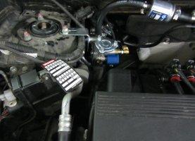 газ на Mitsubishi Outlander 2