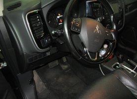 Mitsubishi Outlander 2 на газе