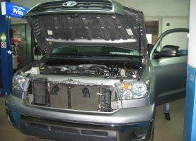гбо на Toyota TUNDRA 4.7 PRINS