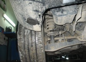 газ на Jeep Compass