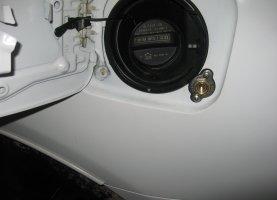 газ на Toyota Camry