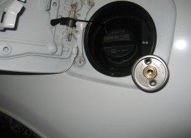 Toyota Camry на газу