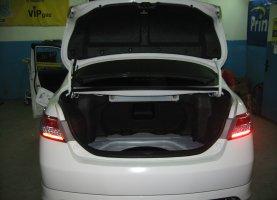 Toyota Camry с гбо