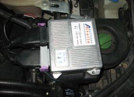 VW Passat 3.0 с гбо