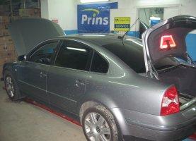 VW Passat 3.0 на газе