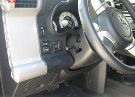 газ на Toyota FJ cruiser