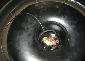 Skoda Octavia TSI black на газе