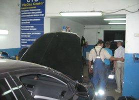 Skoda Octavia TSI black на газу