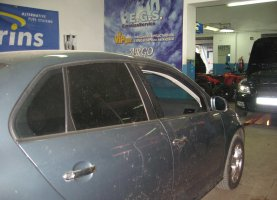 VW JEtta на газе