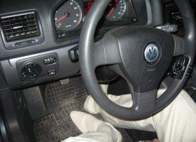VW JEtta с гбо