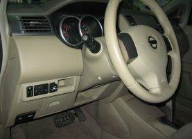 Nissan Tiida с гбо