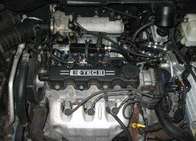 гбо на Chevrolet AVEO