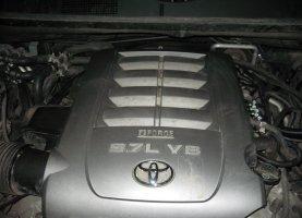 Toyota Sequoia PRINS на газу