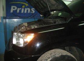 Toyota Sequoia PRINS с гбо
