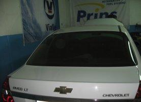 Chevrolet Aveo new на газу