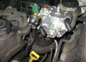 Chevrolet Aveo new с гбо