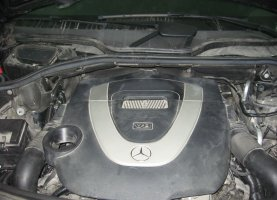 газ на Mercedes-Benz GL450