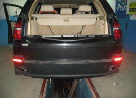 BMW X5 3.0 с гбо