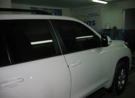 Toyota Prado 2.7 на газу