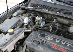 Toyota Rav 4 на газу
