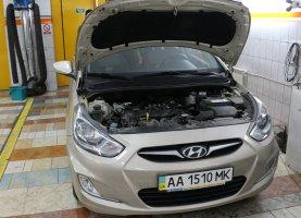 Hyundai Grey на газу