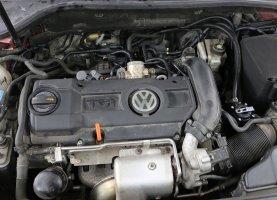 газ на Volkswagen Red