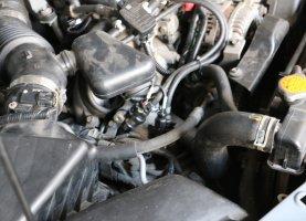 гбо на Subaru Grey