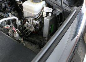 Lexus Black LX 570 с гбо