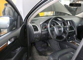 Audi q7 3.6 FSI на газу