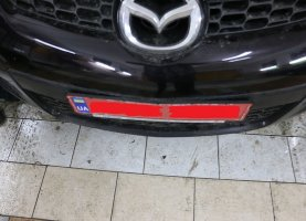 Mazda CX7 на газу