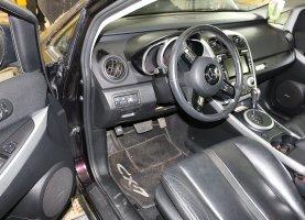 гбо на Mazda CX7