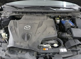 Mazda CX7 на газе