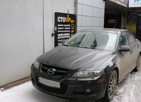 гбо на Mazda 6 MPS