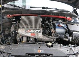 Mazda 6 MPS на газе