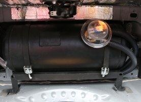 газ на Mazda 6 MPS